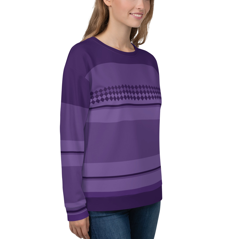 Amethyst Inspired Sweater